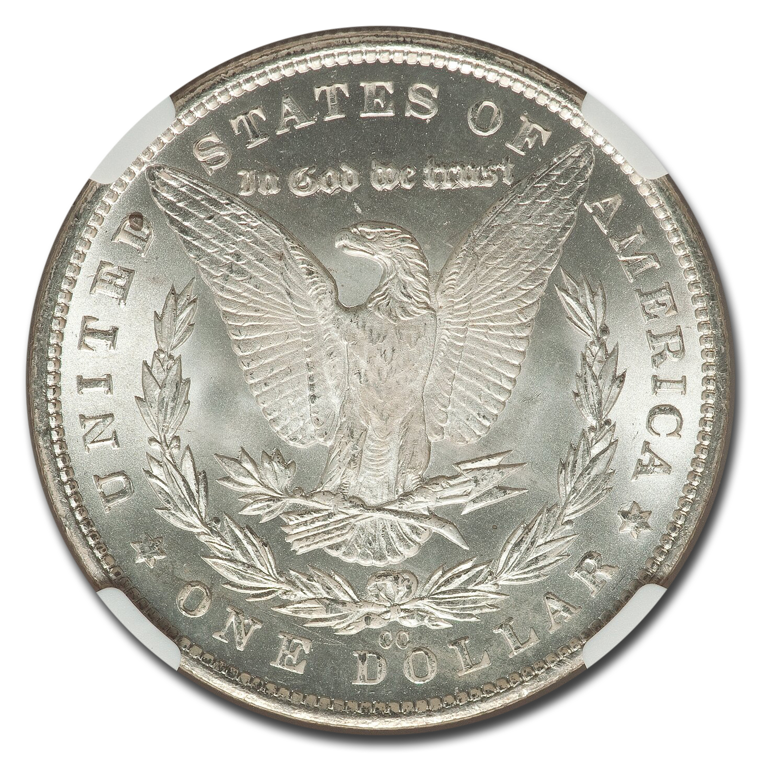 1881-CC Morgan Dollar - MS-67 NGC