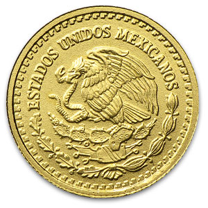 2009 1/20 oz Gold Mexican Libertad BU