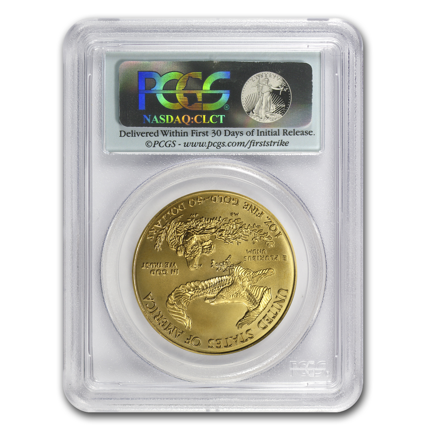 2006-W 3-Coin Gold American Eagle MS/PR-70 PCGS (FS) Registry Set