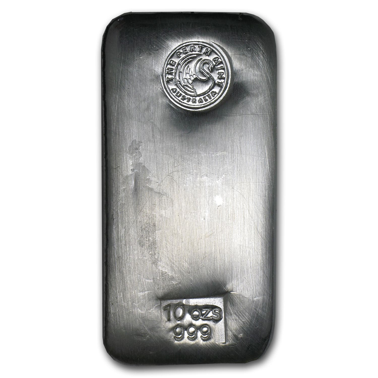 10 oz Silver Bar - Perth Mint