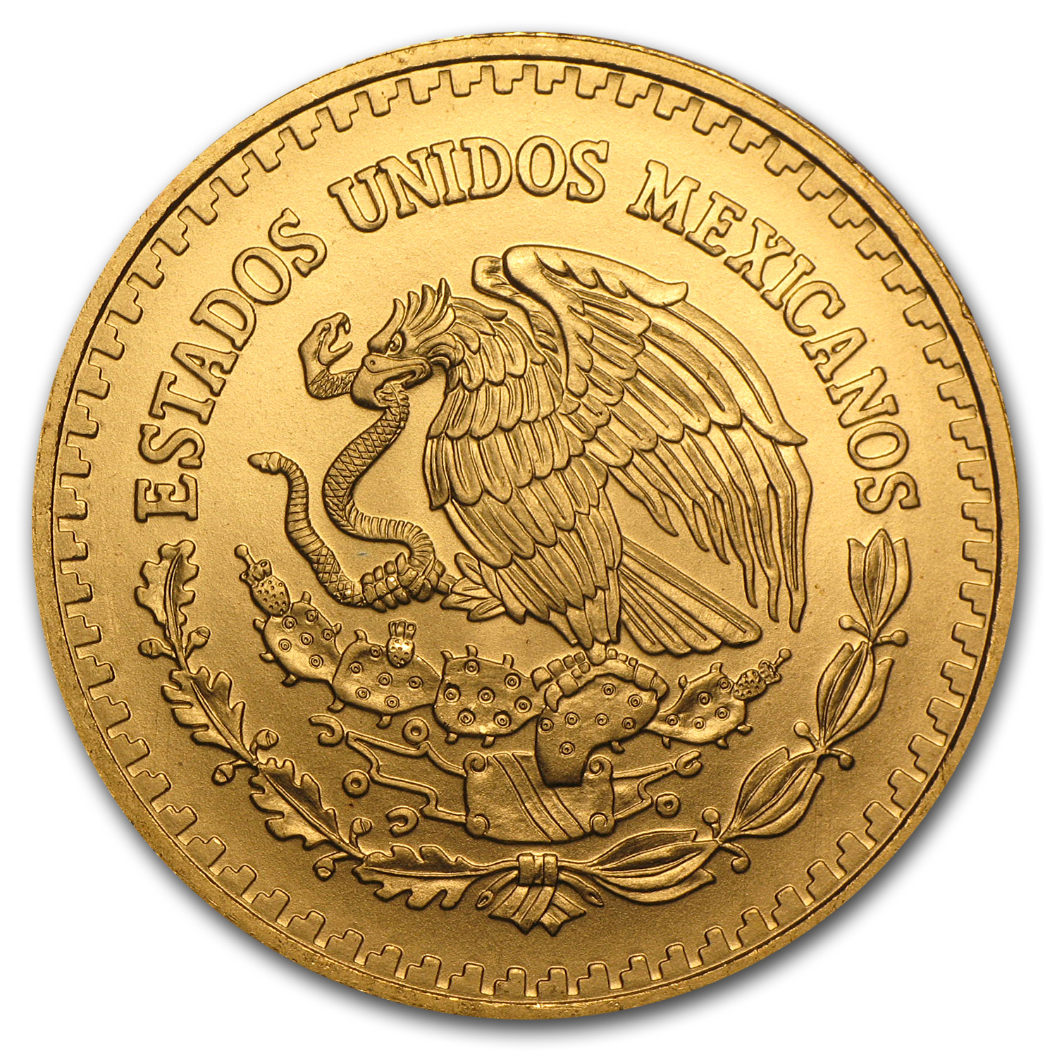 1993 Mexico 1 oz Gold Libertad BU