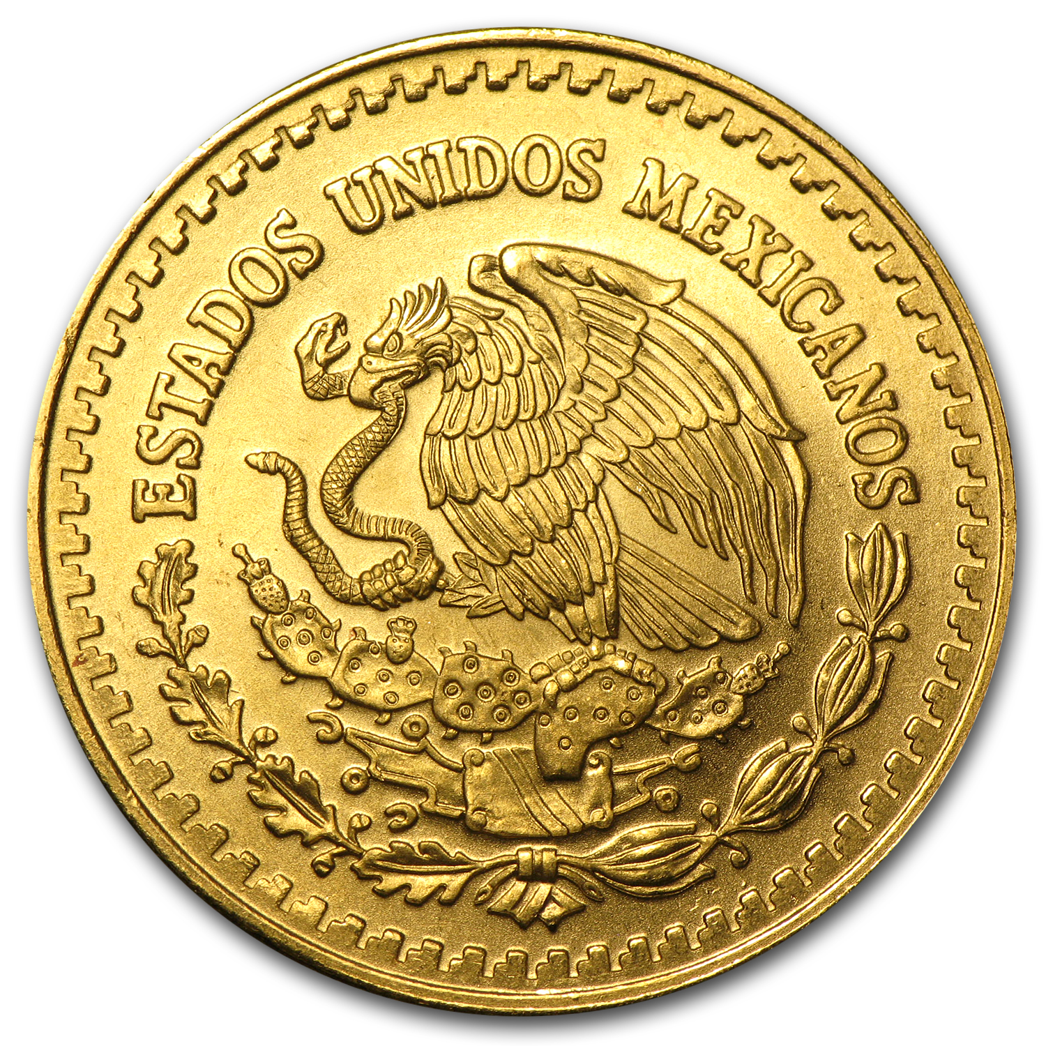 1991 1/2 oz Gold Mexican Libertad (Brilliant Uncirculated)