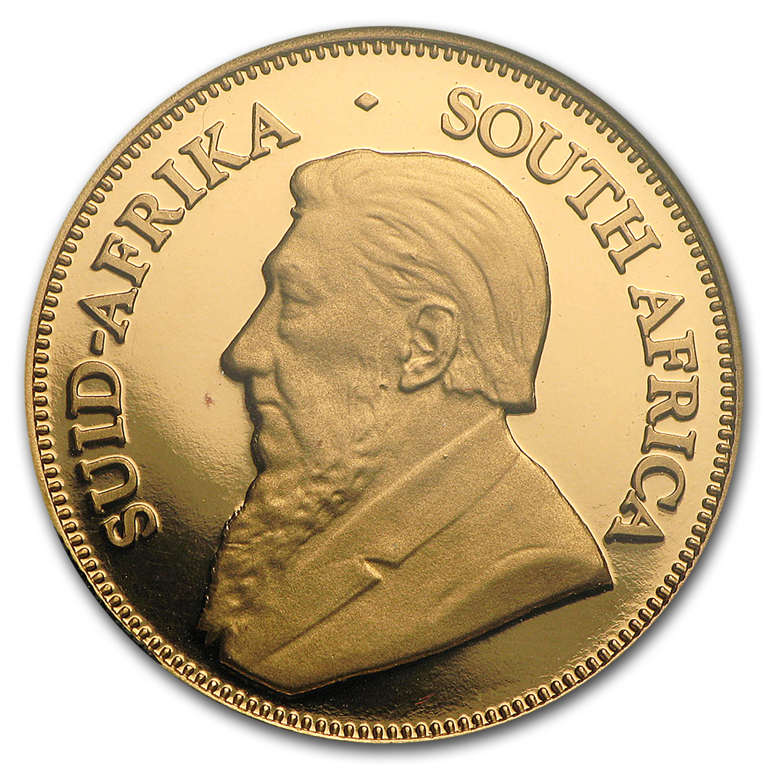 2005 South Africa 1/4 oz Proof Gold Krugerrand