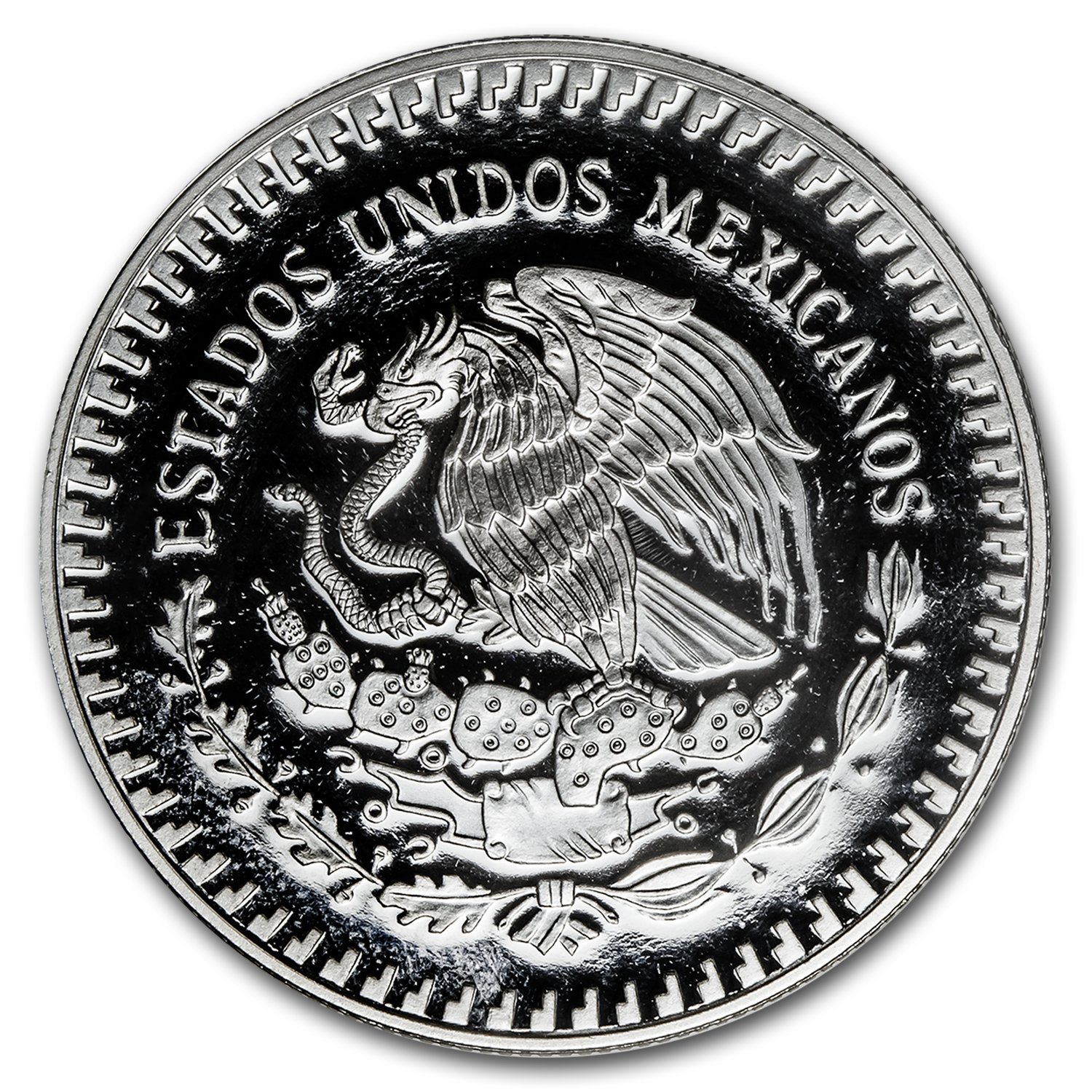 1991 Mexico 1 oz Silver Libertad Proof (In Capsule)