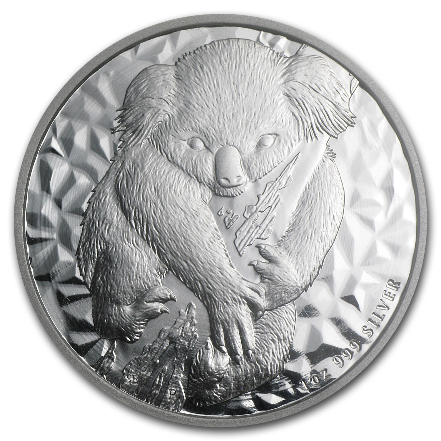 2007 1 oz Silver Australian Koala MS-69 NGC (First Year of Issue)