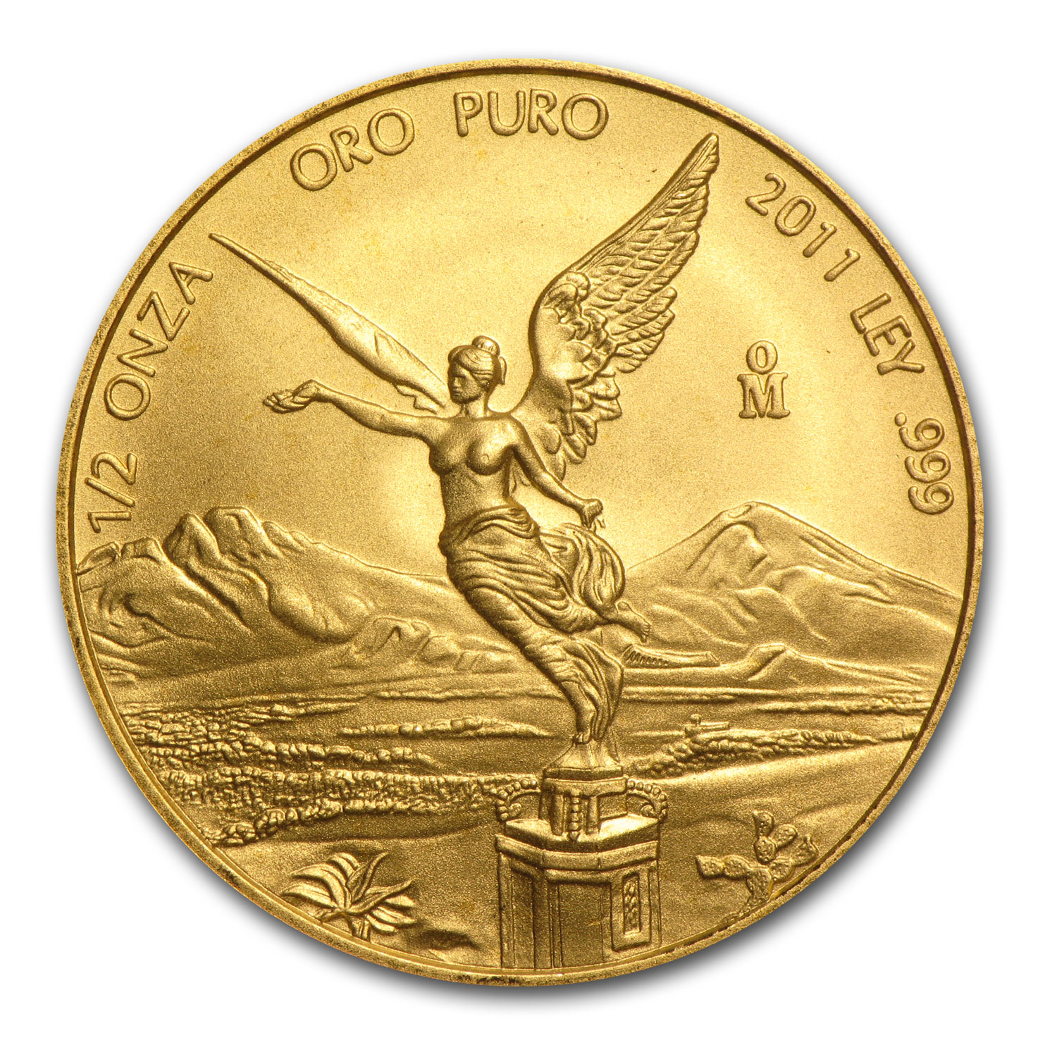 2011 1/2 oz Gold Mexican Libertad (Brilliant Uncirculated)