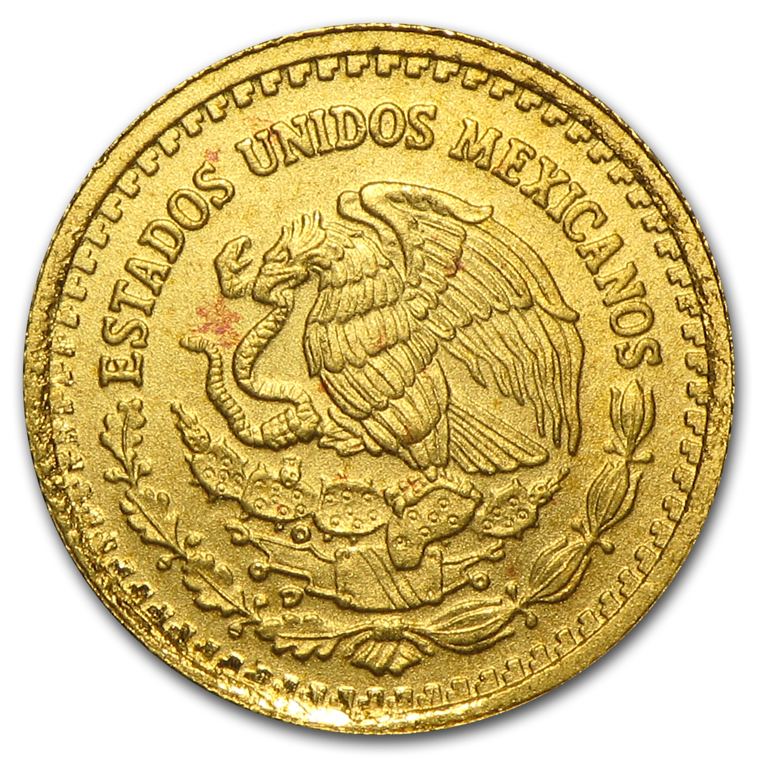 2011 Mexico 1/20 oz Gold Libertad BU