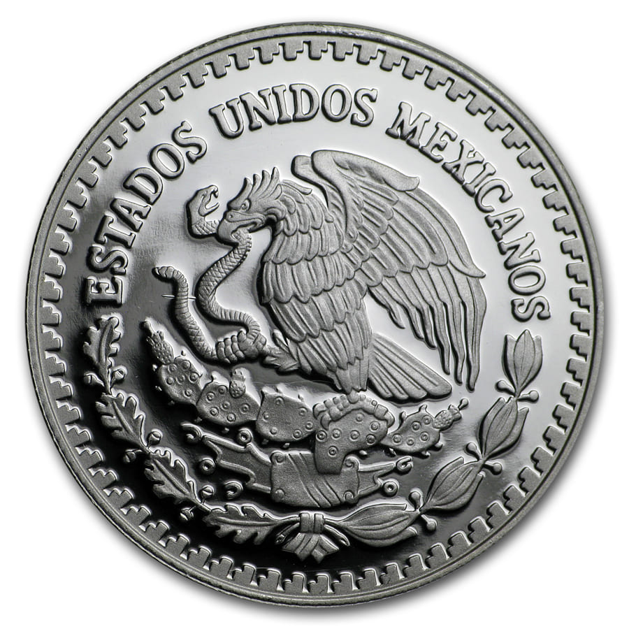 2006 1/2 oz Silver Mexican Libertad - Proof (In Capsule)