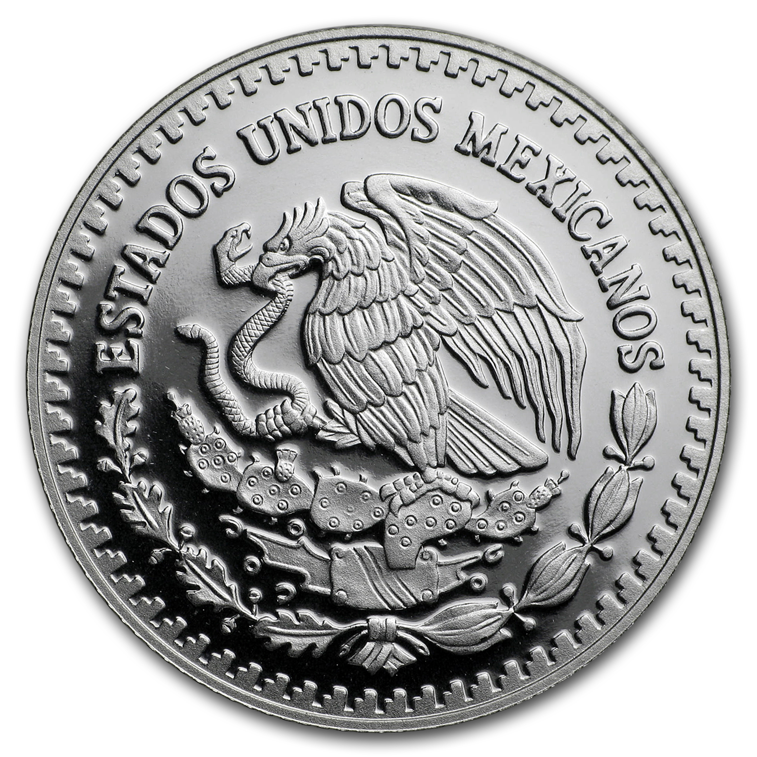 2010 1/4 oz Silver Mexican Libertad - Proof (In Capsule)