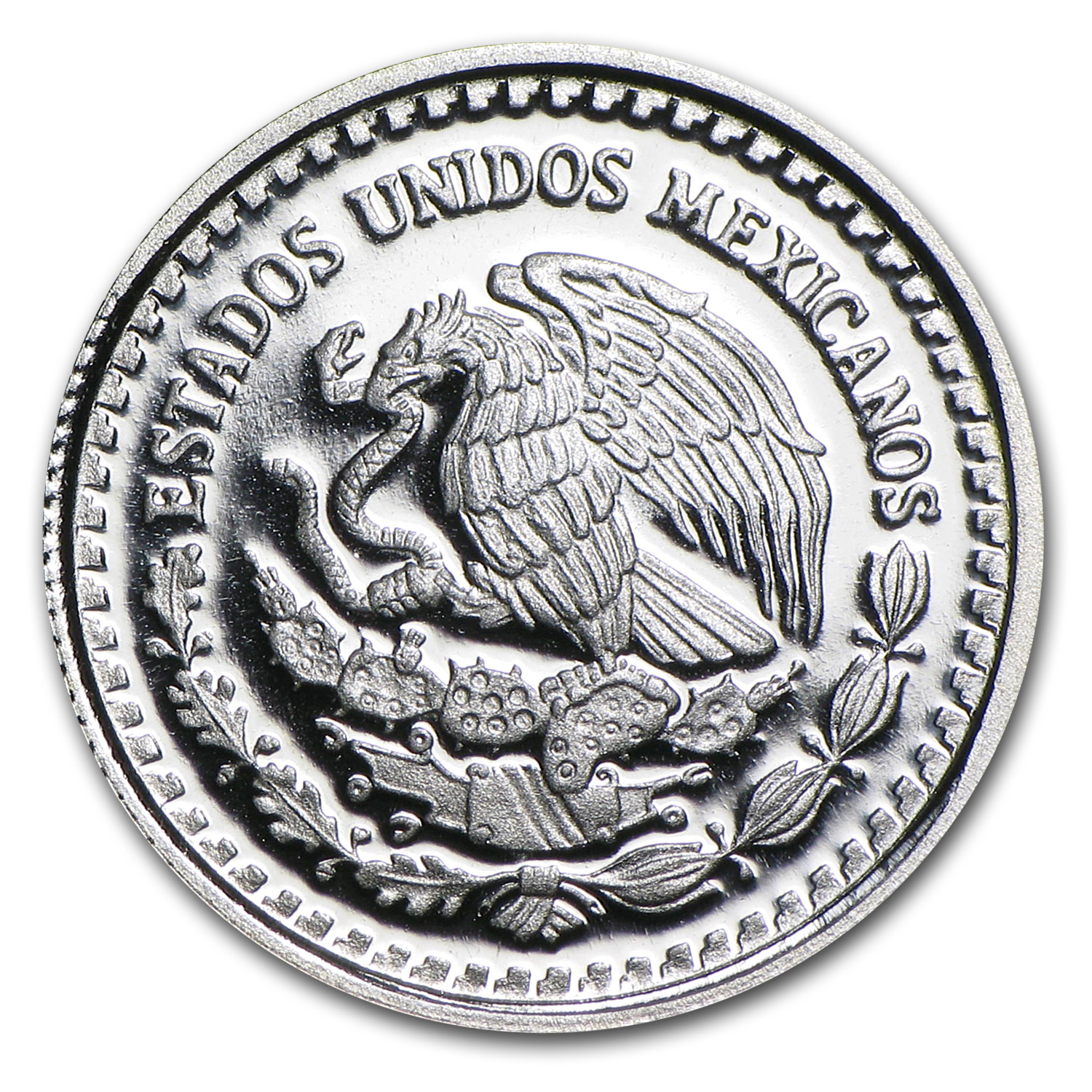 2010 1/20 oz Silver Mexican Libertad - Proof (In Capsule)