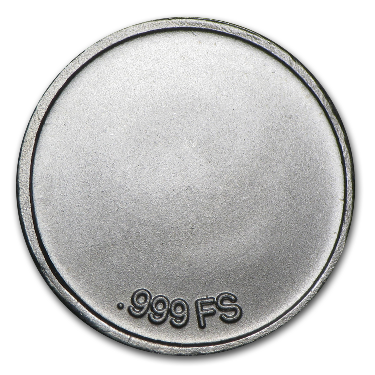 1/20 oz Silver Rounds - Footprints in the Sand