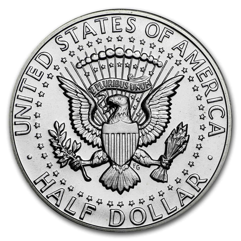 1964 Kennedy Half Dollar Gem Proof Kennedy Half Dollars