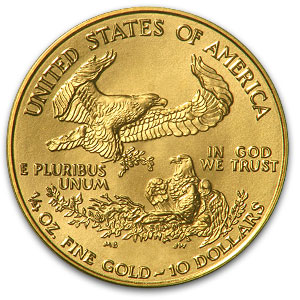 2010 1/4 oz Gold American Eagle MS-70 NGC (ER, 25 Years of Gold)