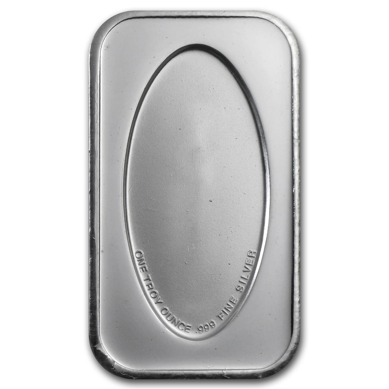 1 Oz Silver Bar Jesus W Gift Box Amp Capsule 1 Oz