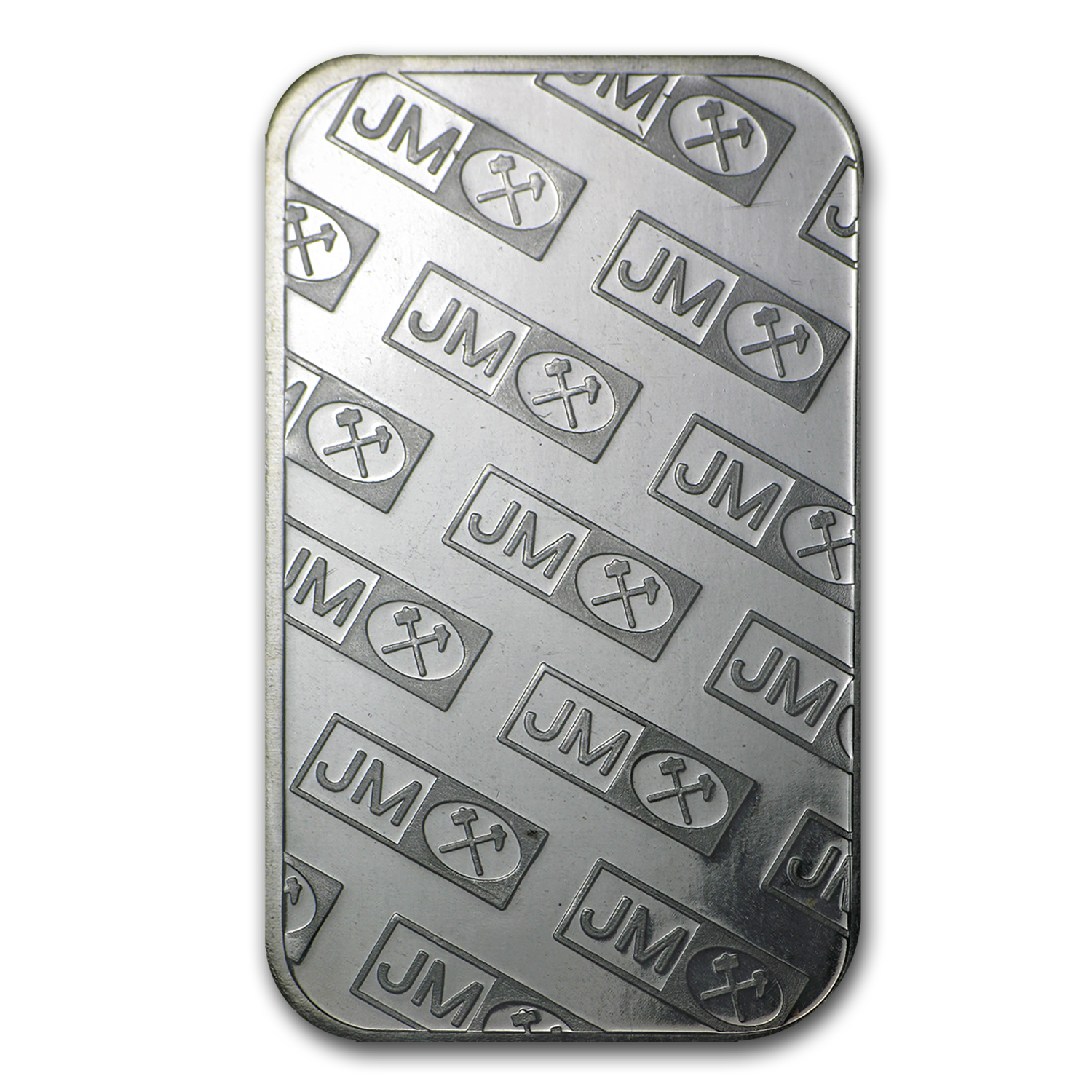 1/2 oz Silver Bars - Johnson Matthey