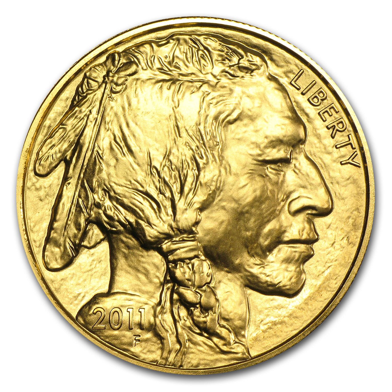 2011 1 oz Gold Buffalo BU