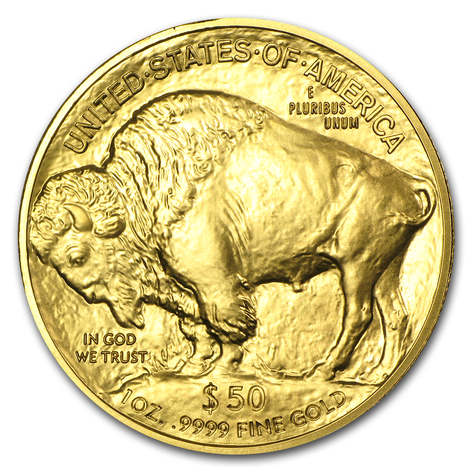2011 1 oz Gold Buffalo - Brilliant Uncirculated