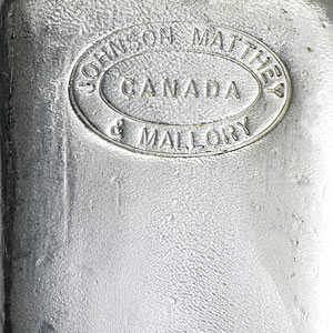 1 Kilo Silver Bars - Johnson Matthey & Mallory (Maple Leaf)