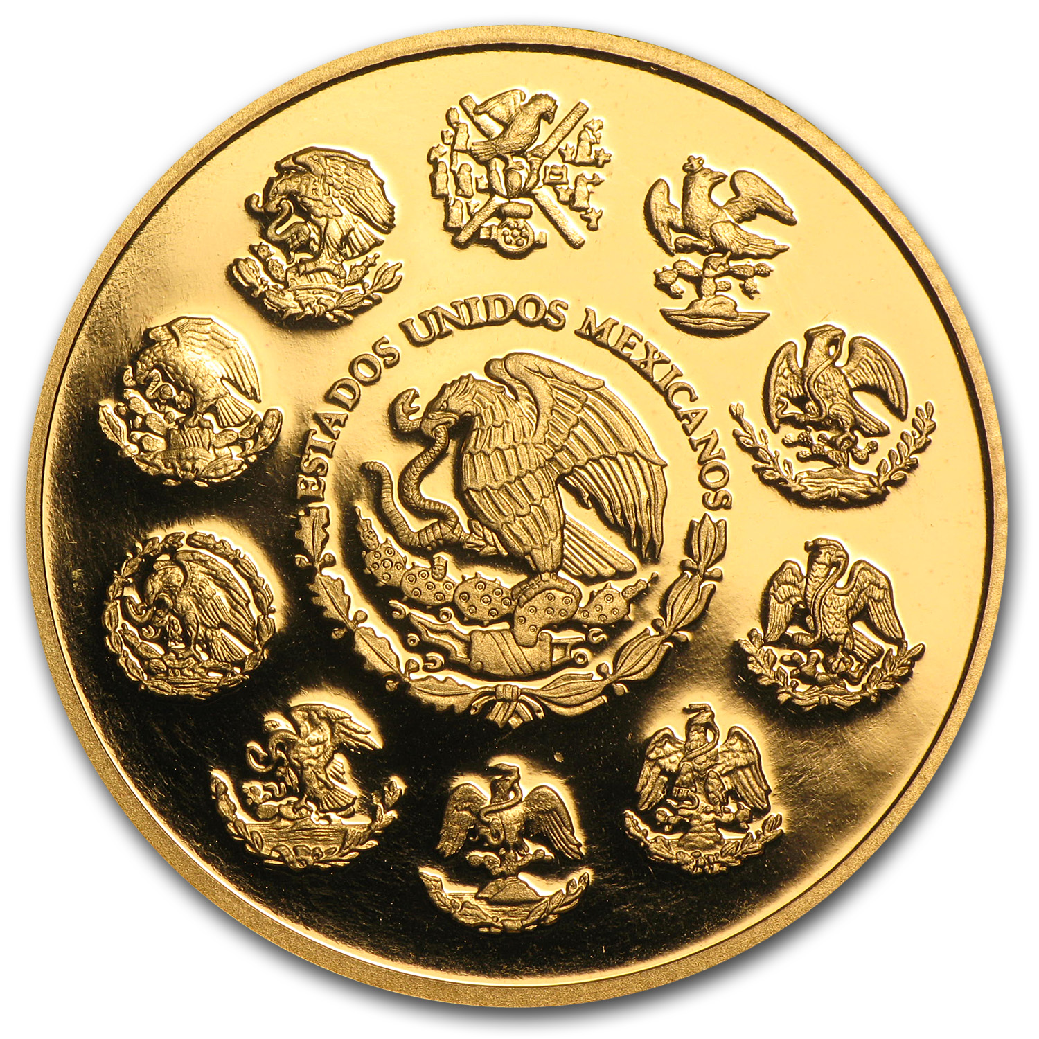 2010 Mexico 1 oz Proof Gold Libertad