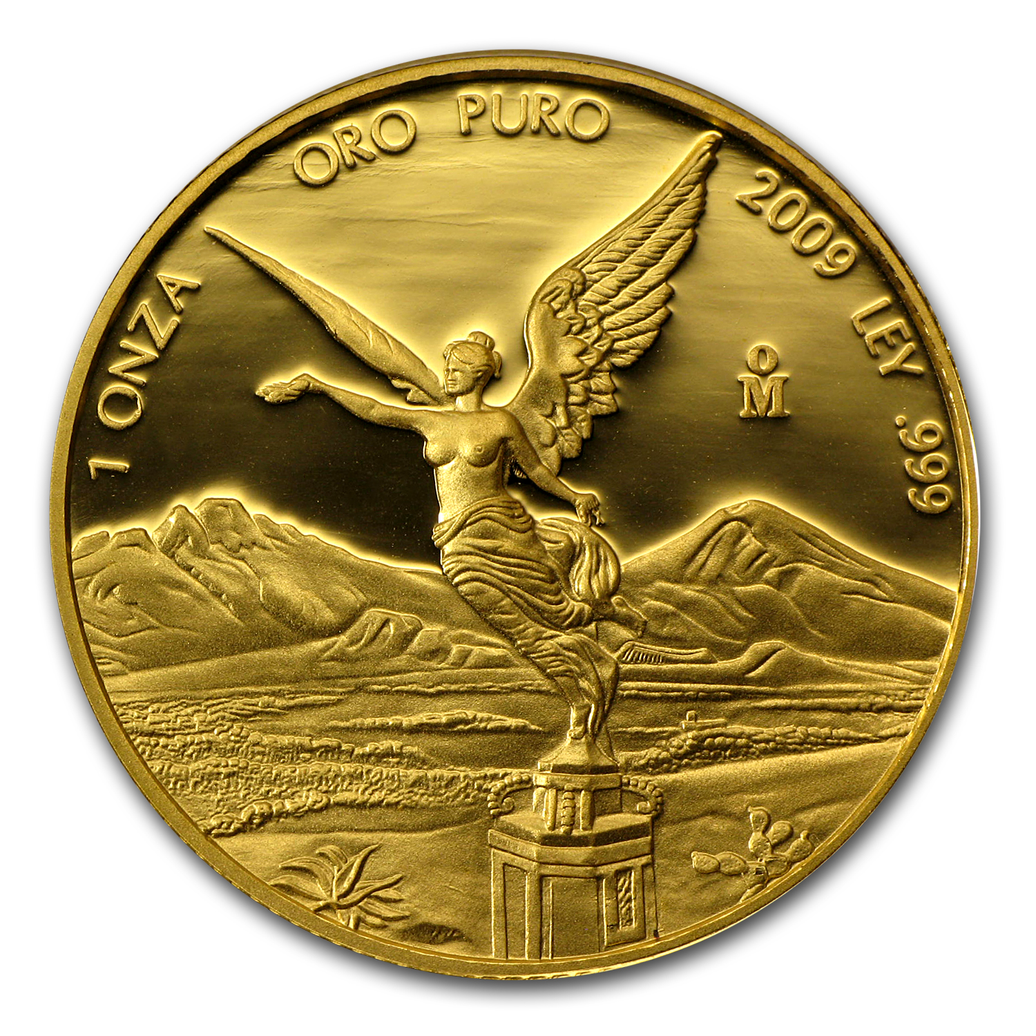2009 Mexico 1 oz Proof Gold Libertad