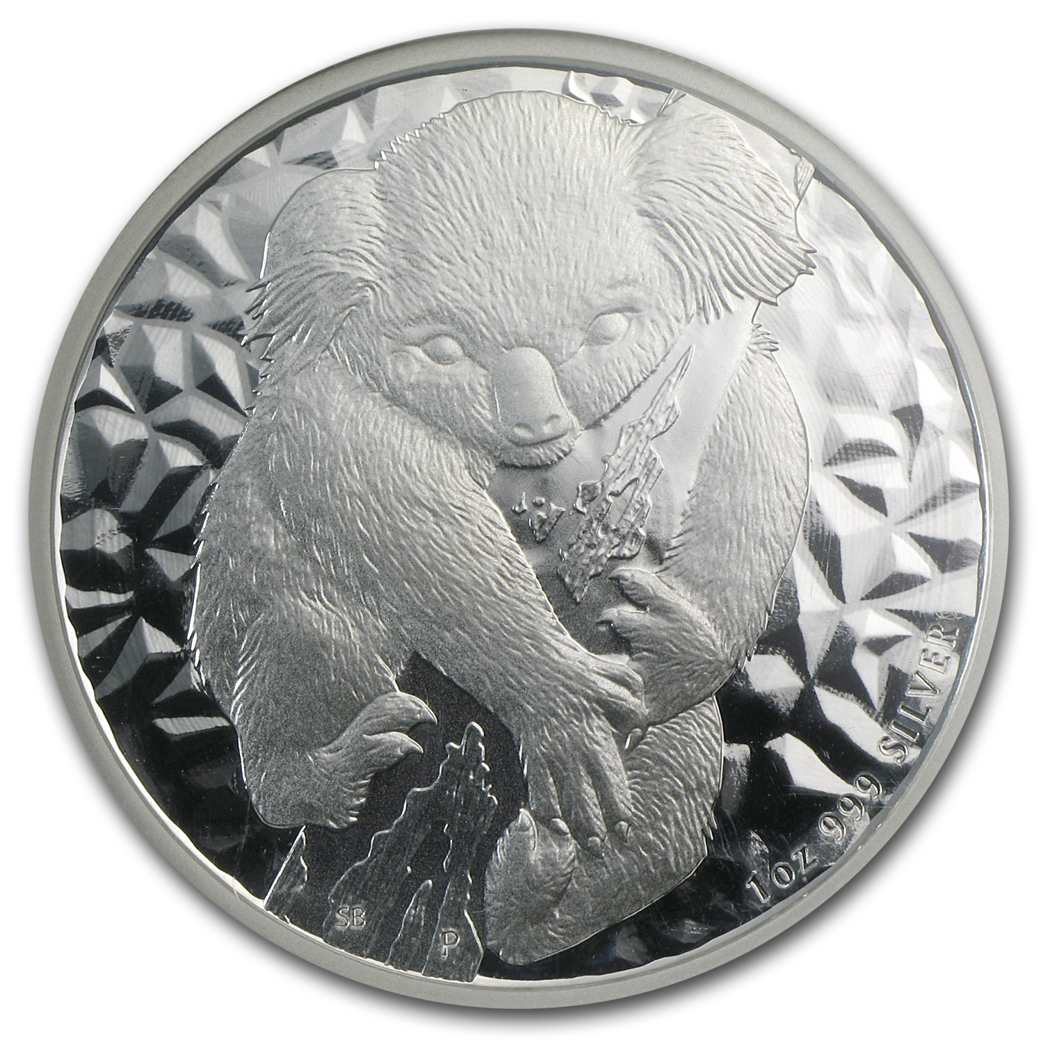 2007 1 oz Silver Australian Koala - MS-69 NGC - 1 of first 5,000