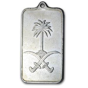 1 Oz Silver Pendant Pamp Suisse Palm Amp Swords Pamp