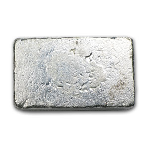 5 oz Silver Bars - Prospector's Gold & Gems
