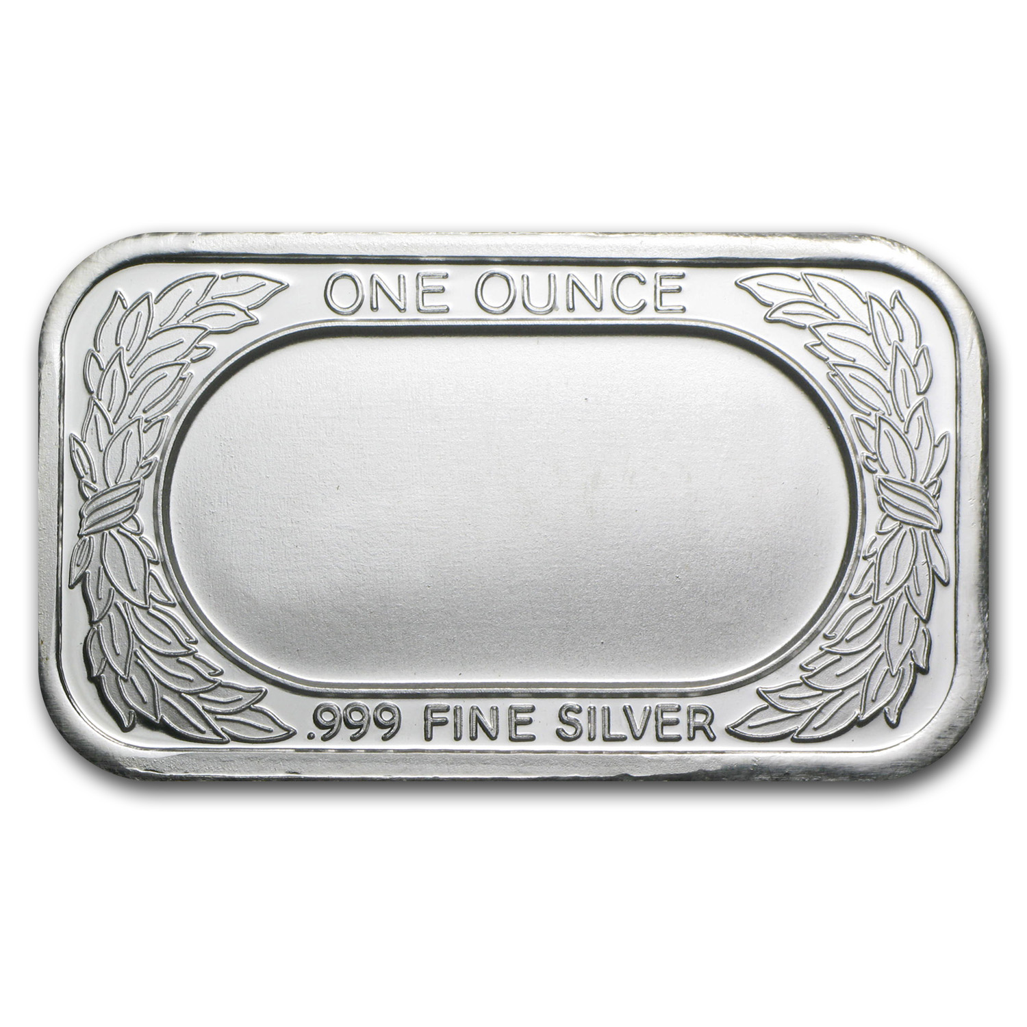 1 oz Silver Bar - Male Golfer (w/Gift Box & Capsule)