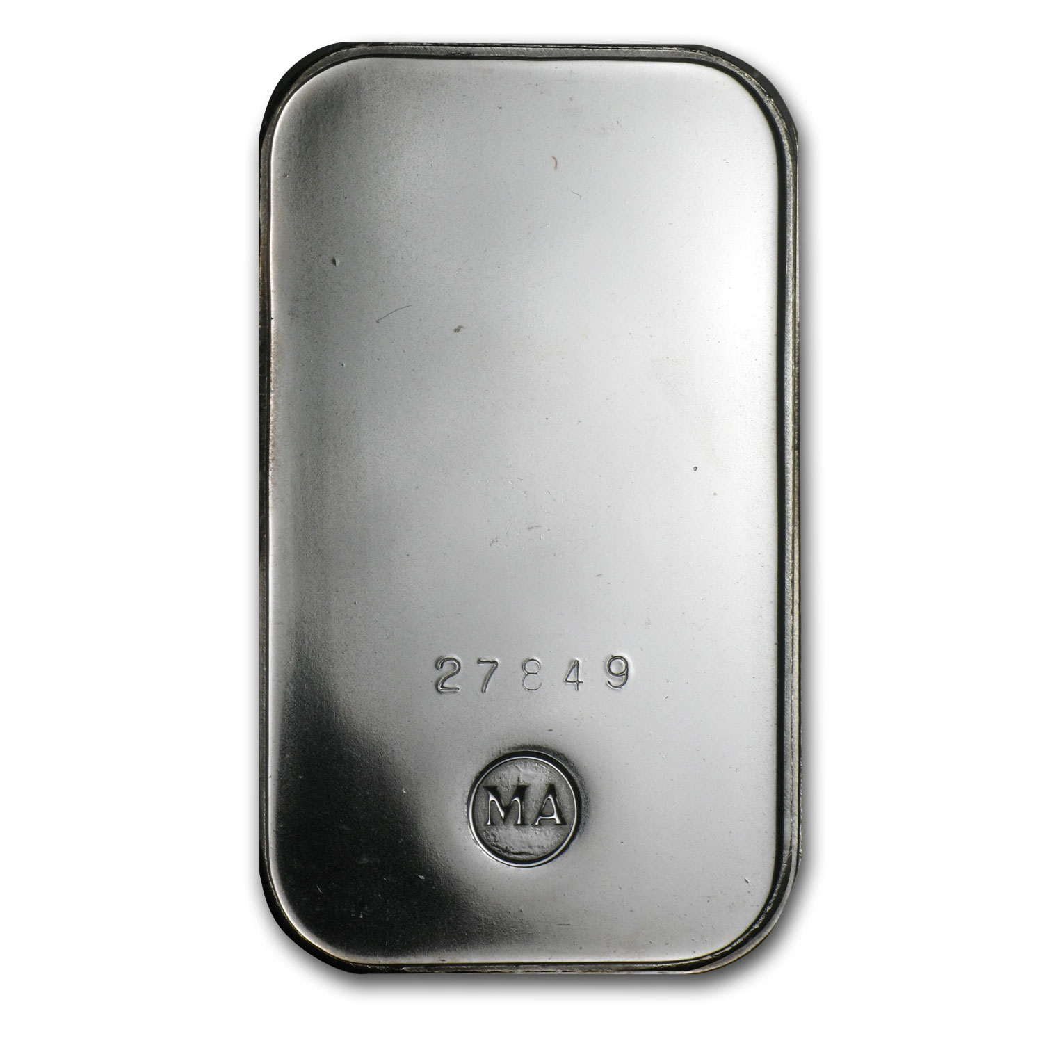 1 oz Silver Bar - Deak-Perera