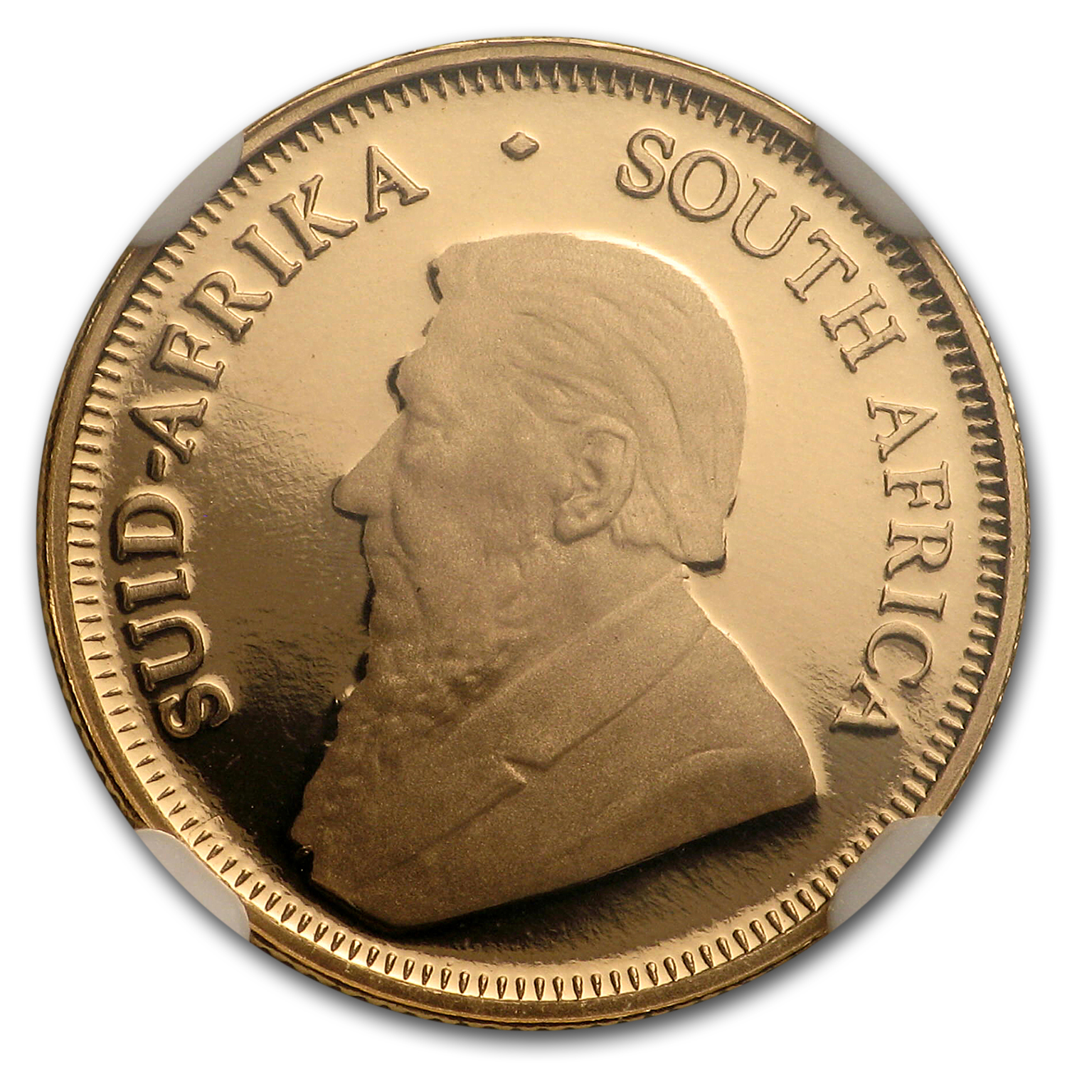 2008 South Africa 1/10 oz Gold Krugerrand PF-70 NGC