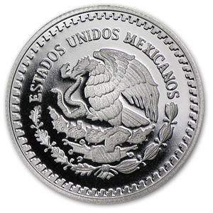 2009 Mexico 1/10 oz Silver Libertad Proof (In Capsule)