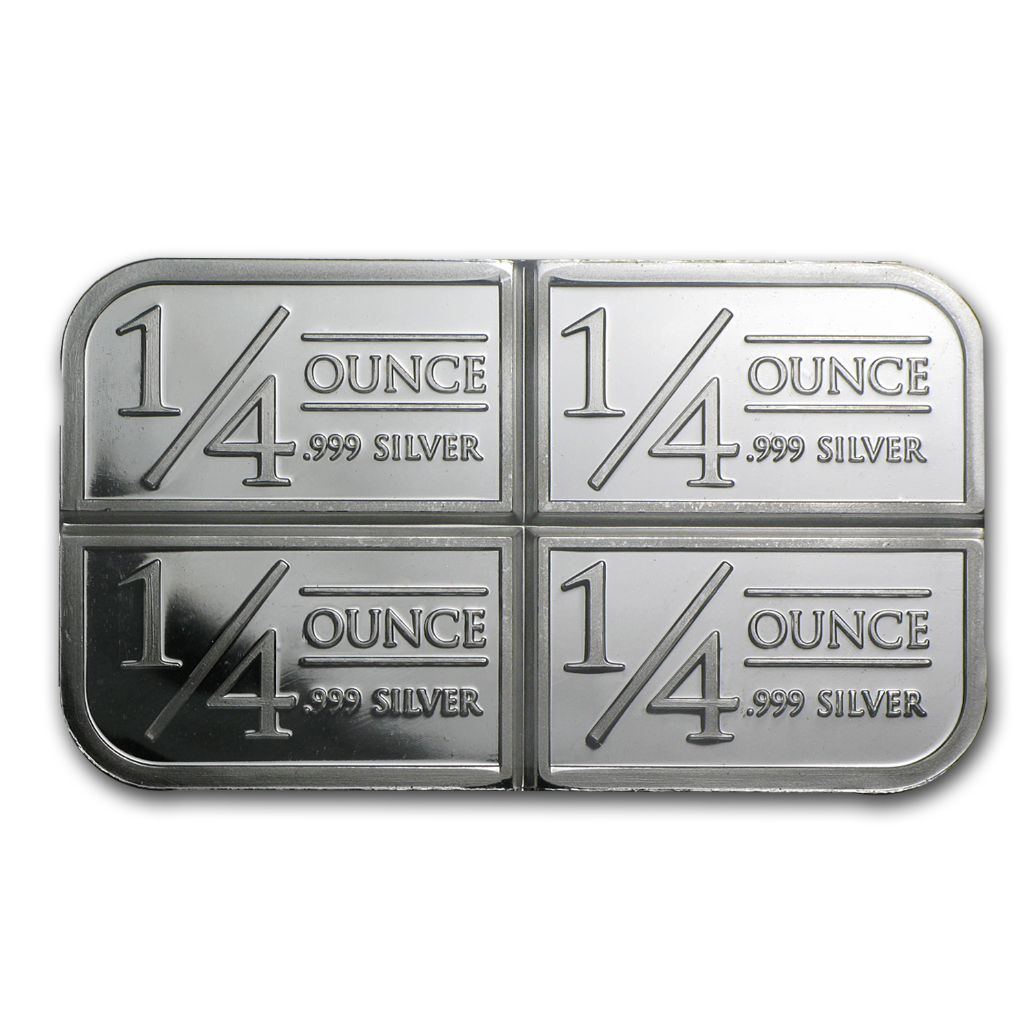 1 Oz Silver Bar Stagecoach Fractional 1 Oz Silver