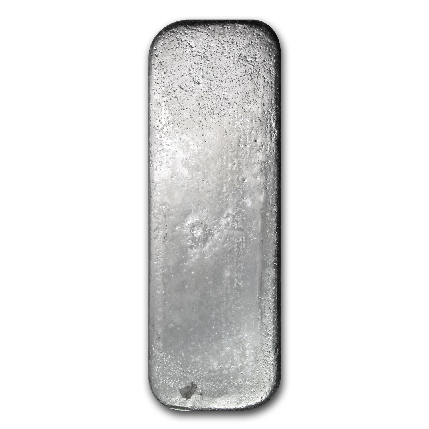 100 oz Silver Bar - Johnson Matthey (Secondary Market)
