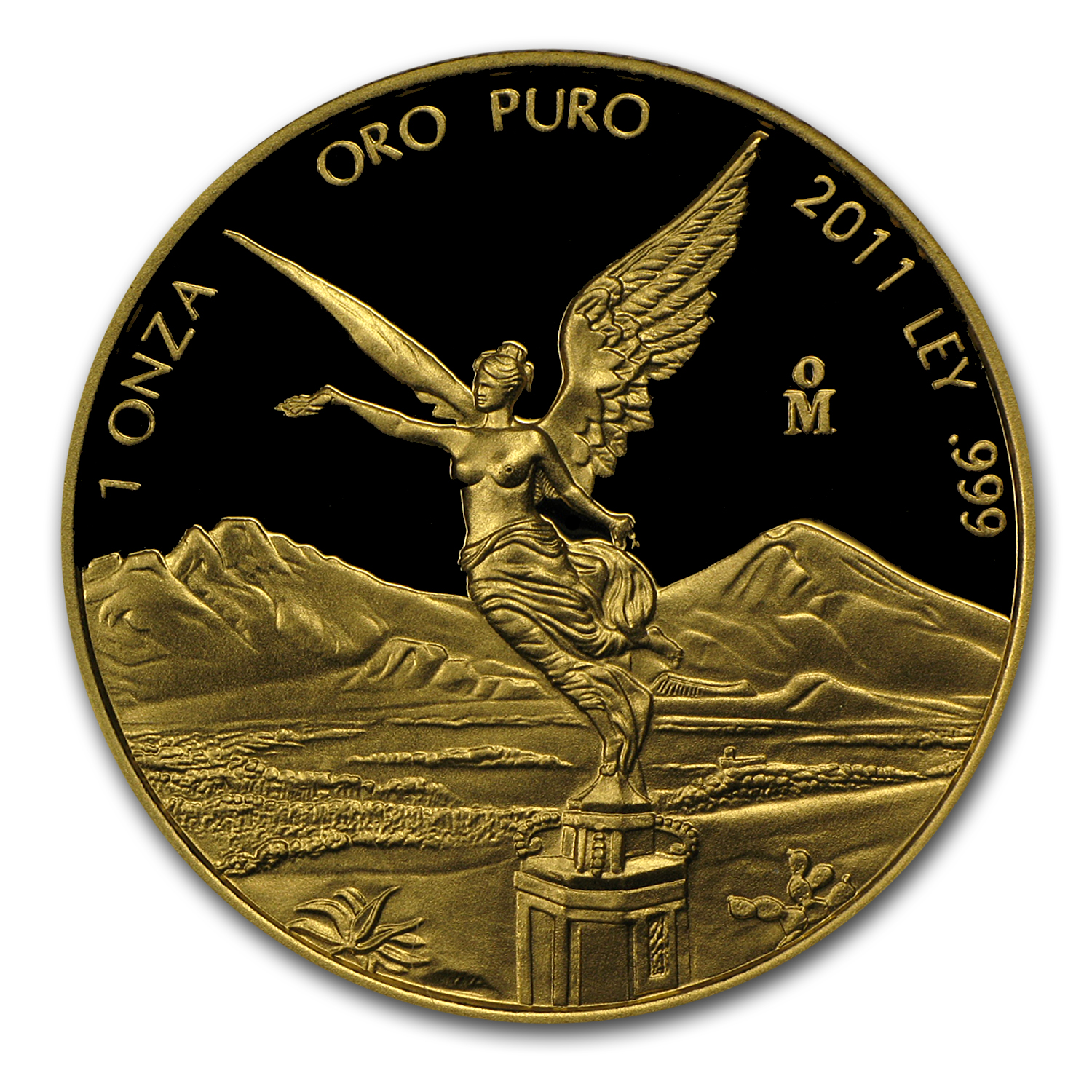 2011 Mexico 1 oz Proof Gold Libertad