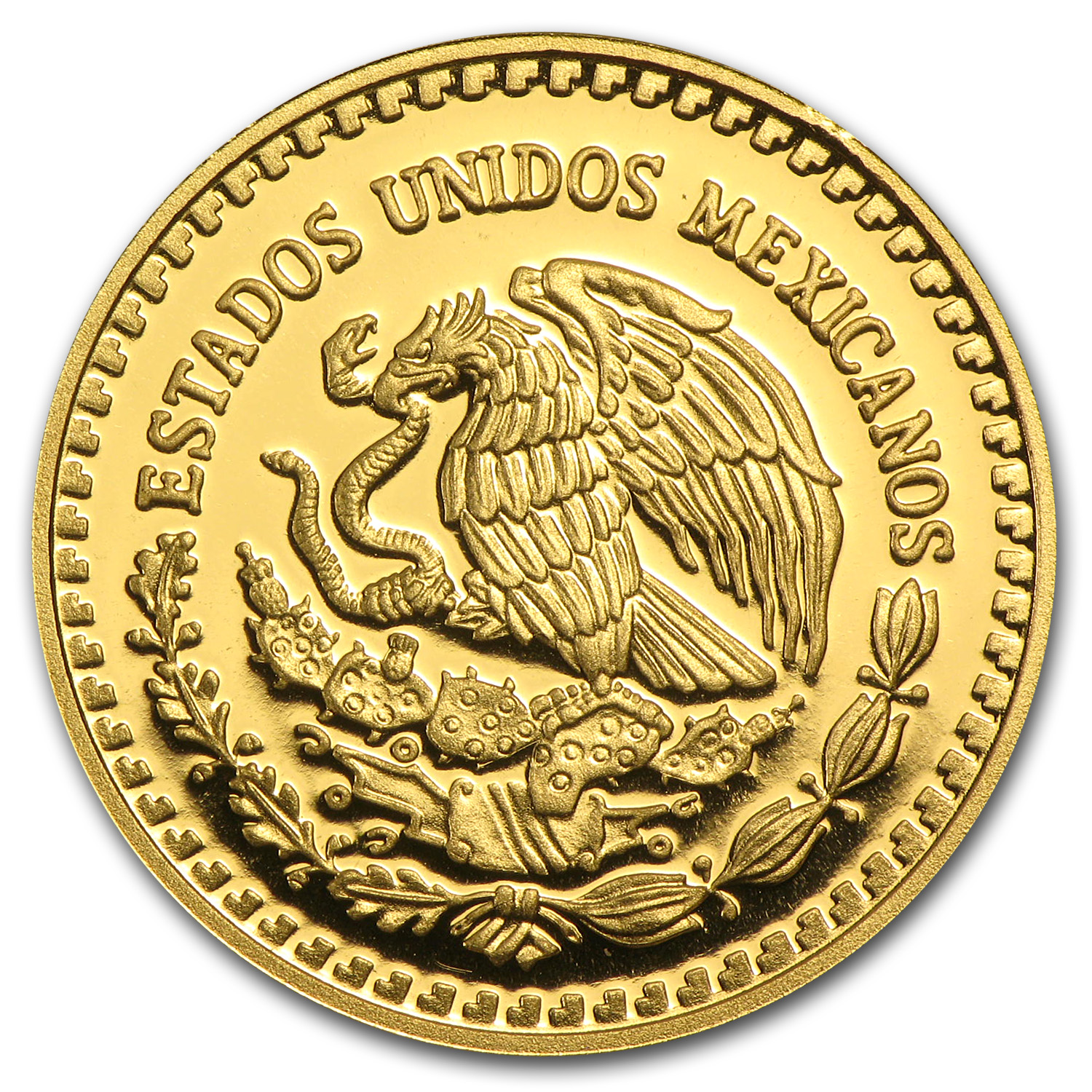 2011 Mexico 1/4 oz Proof Gold Libertad (In Capsule)