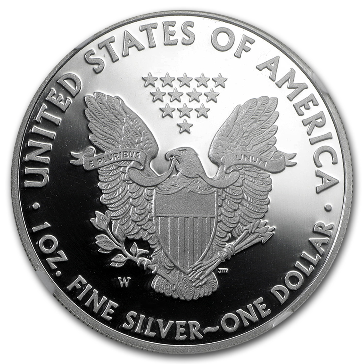 2010-W Proof Silver American Eagle PF-69 NGC (ER)