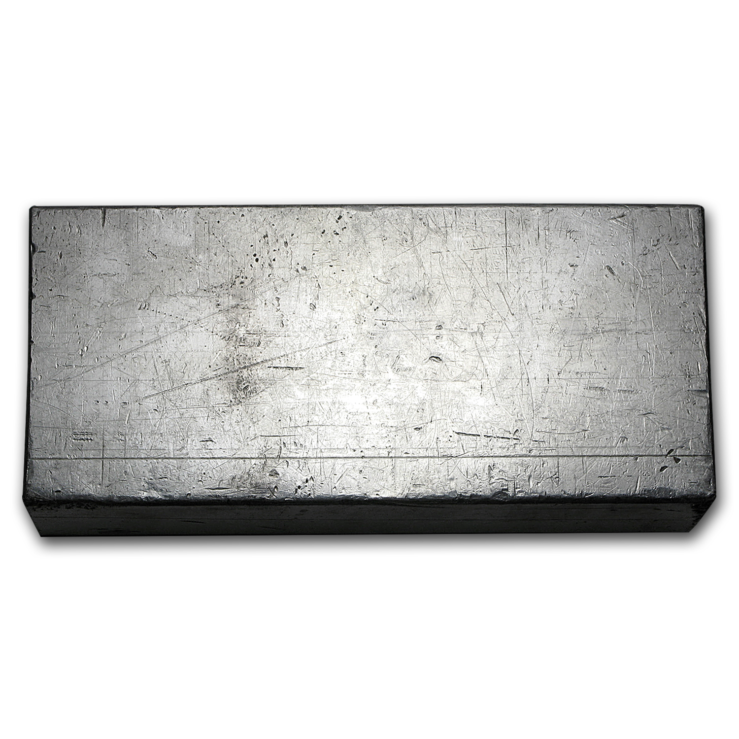 50 oz Silver Bar - Engelhard (Pressed)