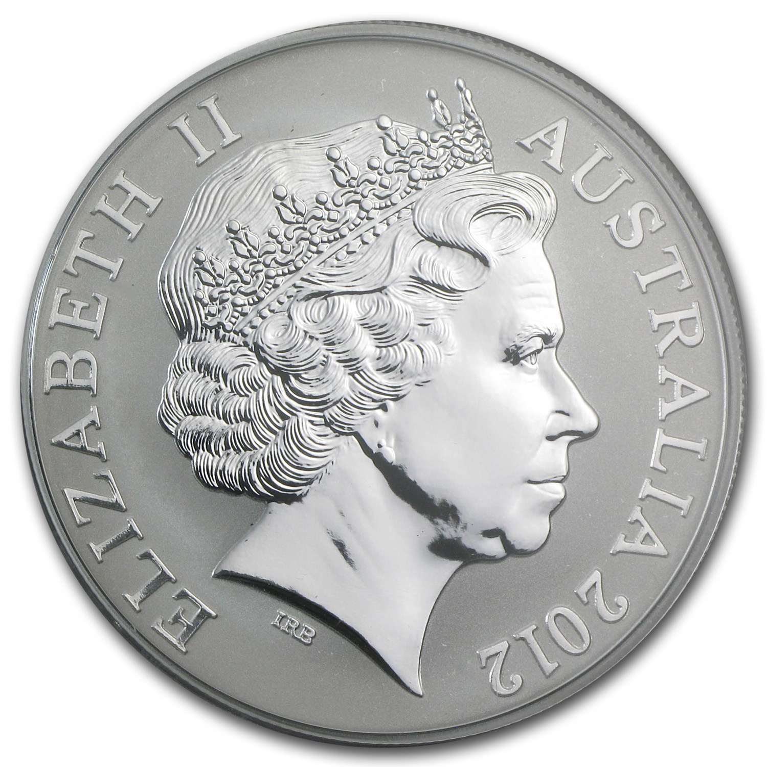2012 1 oz Australian Silver Kangaroo (In Display Card)