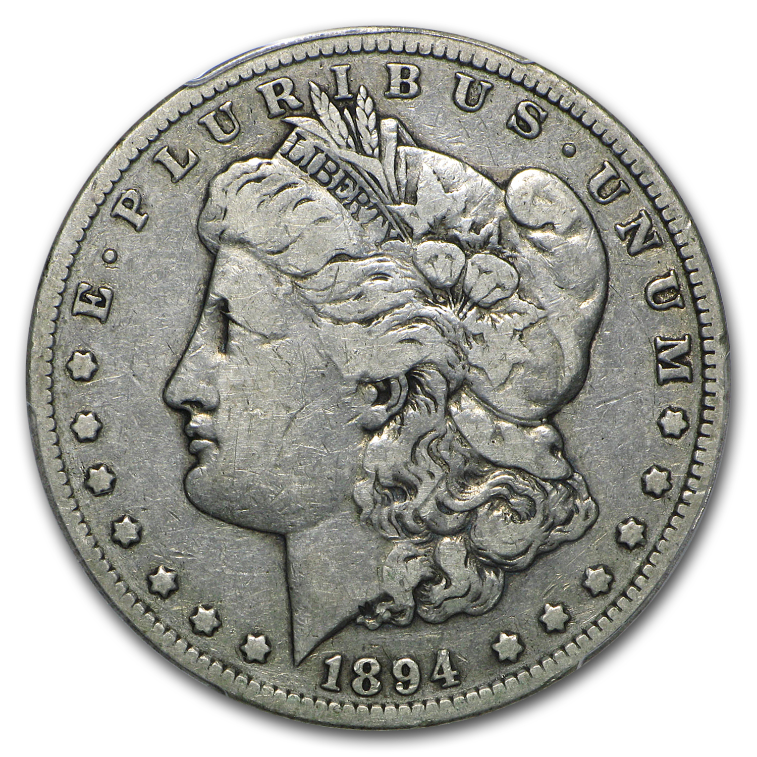 1894 Morgan Dollar Fine