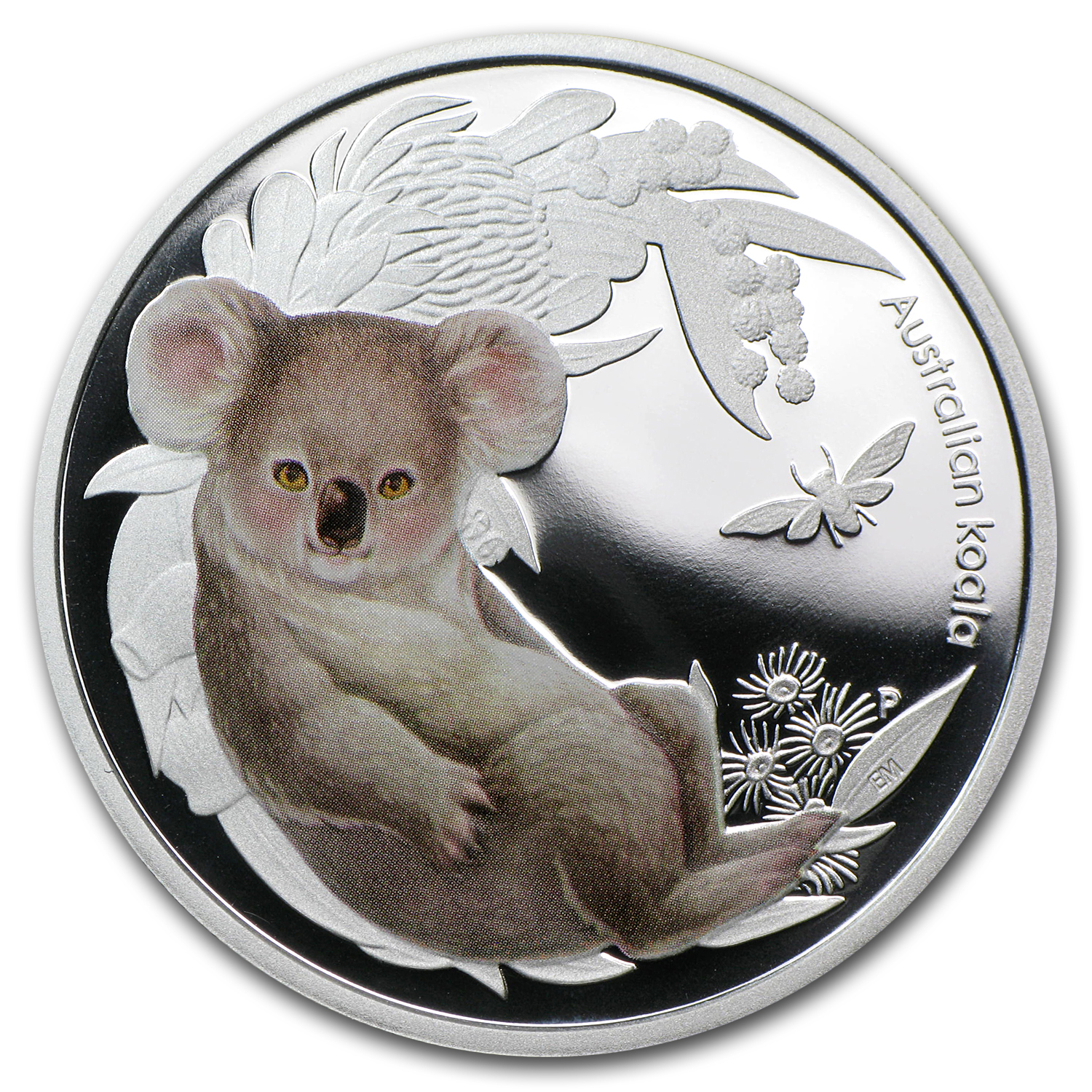 2011 Australia 1/2 oz Silver Bush Babies Koala Proof