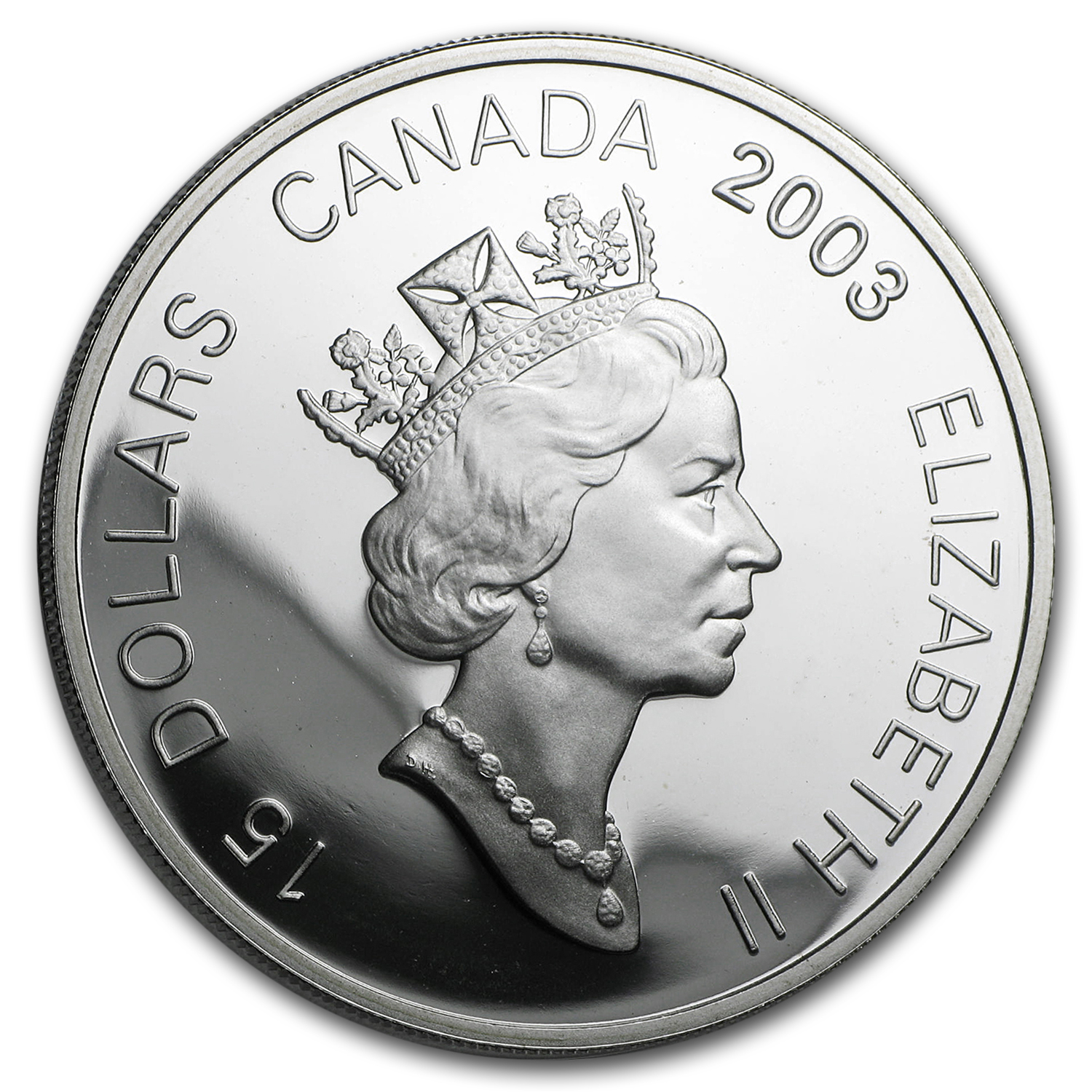 2003 Canada 1 oz Silver Year of the Sheep Proof