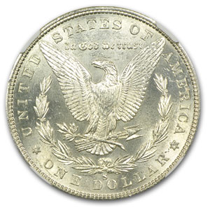 1880-S Morgan Dollar - MS-64 NGC - VAM-10 8 over 7 Top-100
