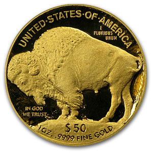 2008-W 4-Coin Gold Buffalo Set PR-69 PCGS (First Strike)
