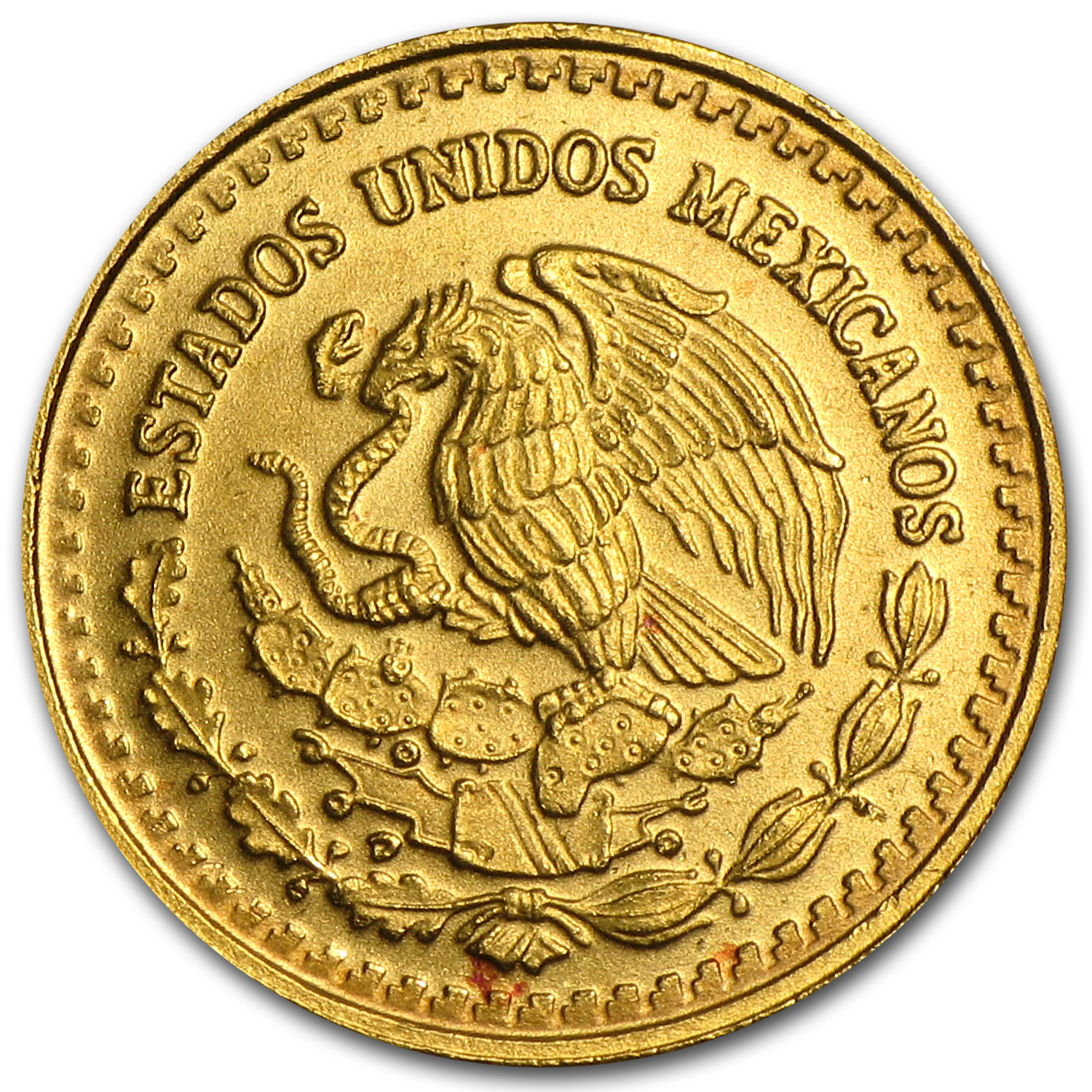 1993 1/20 oz Gold Mexican Libertad (Brilliant Uncirculated)