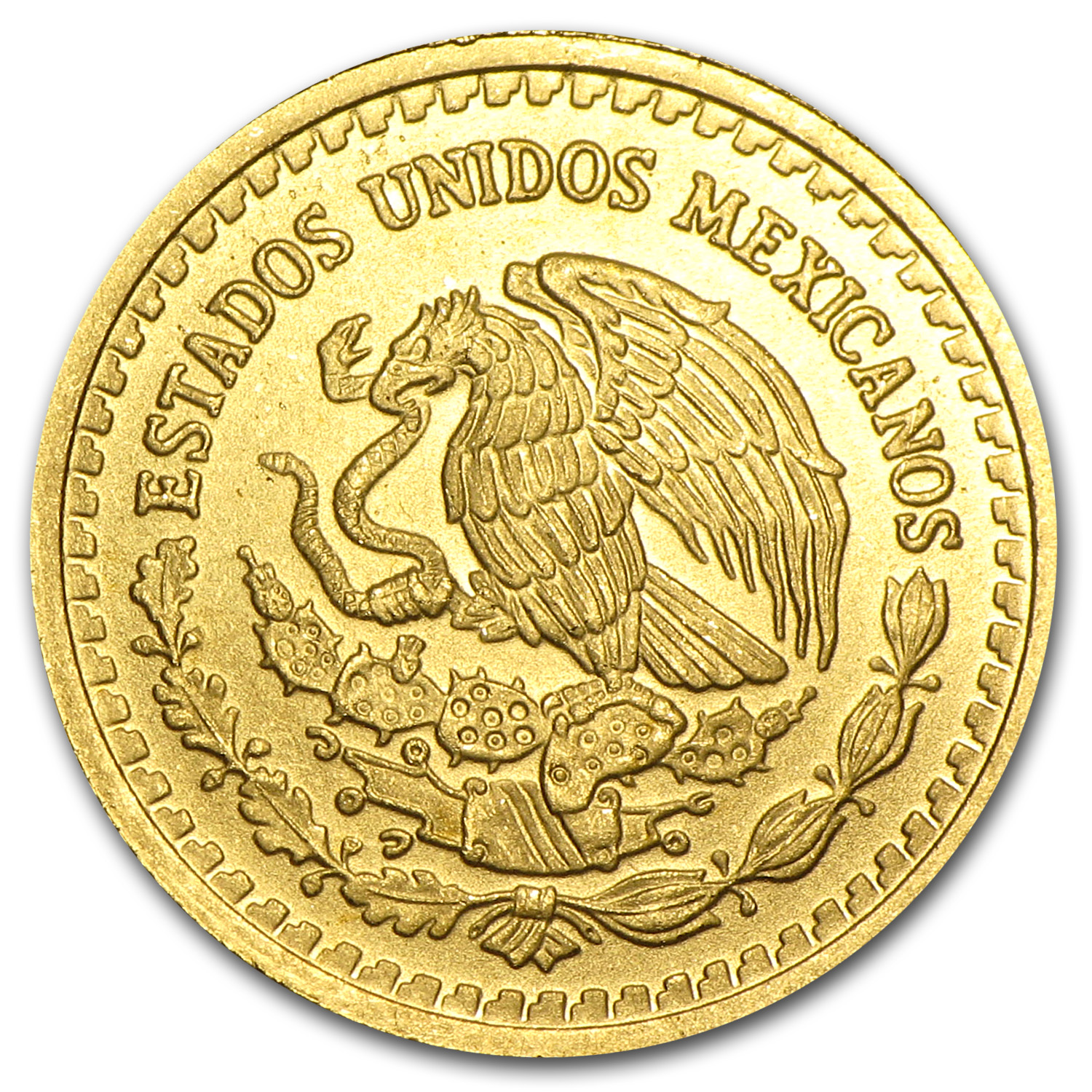 2004 1/10 oz Gold Mexican Libertad BU