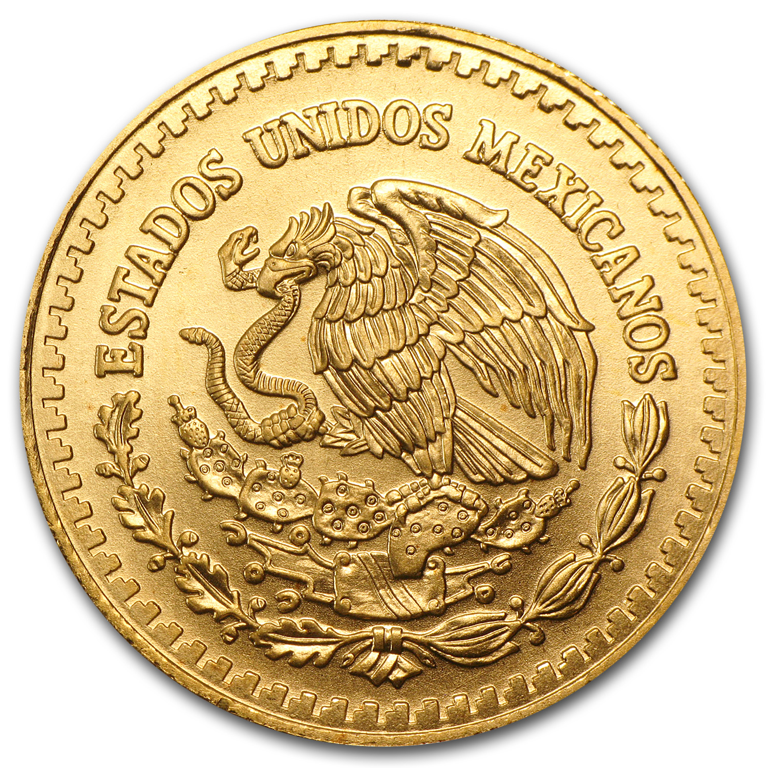 2002 1/2 oz Gold Mexican Libertad (Brilliant Uncirculated)