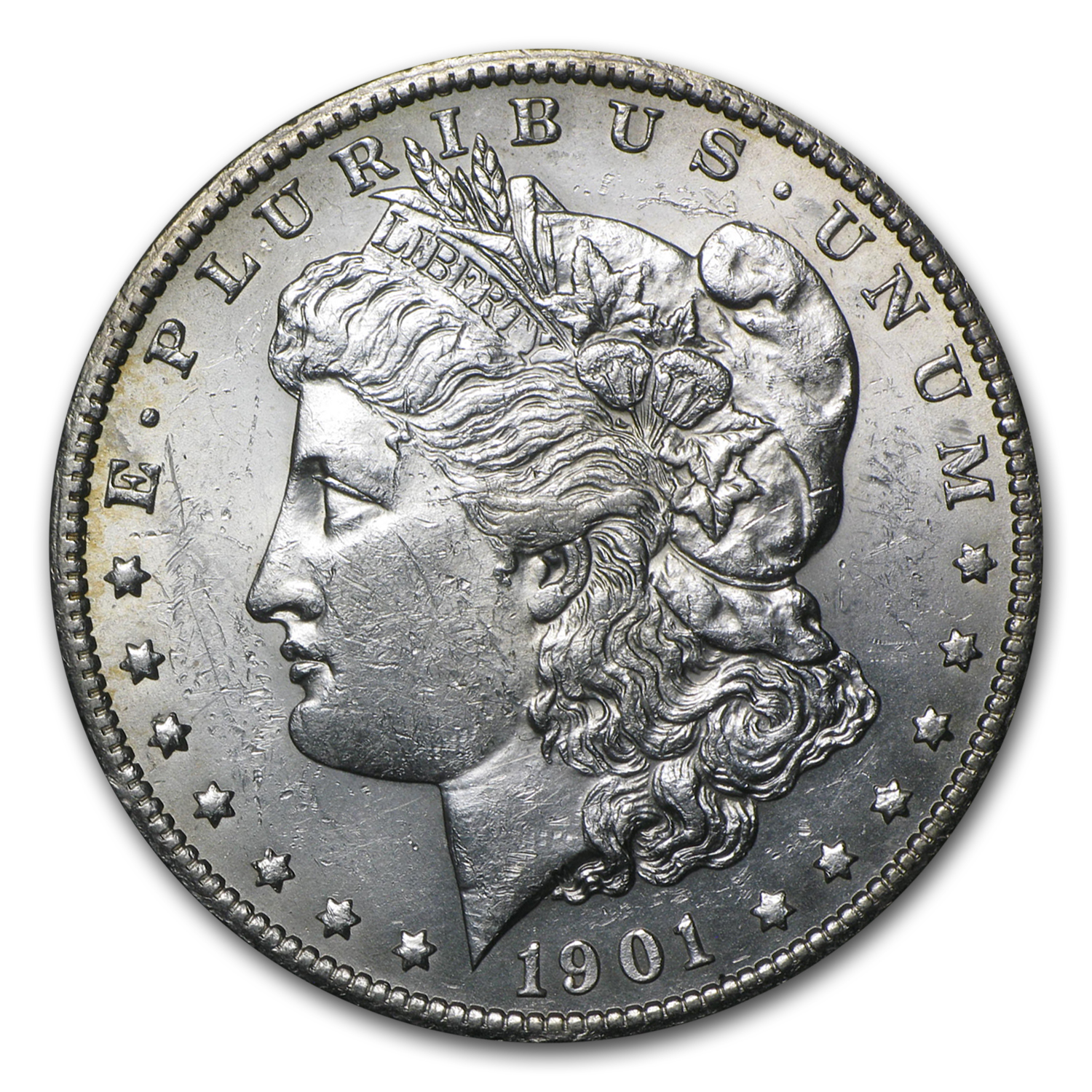 1901-S Morgan Dollar - Brilliant Uncirculated
