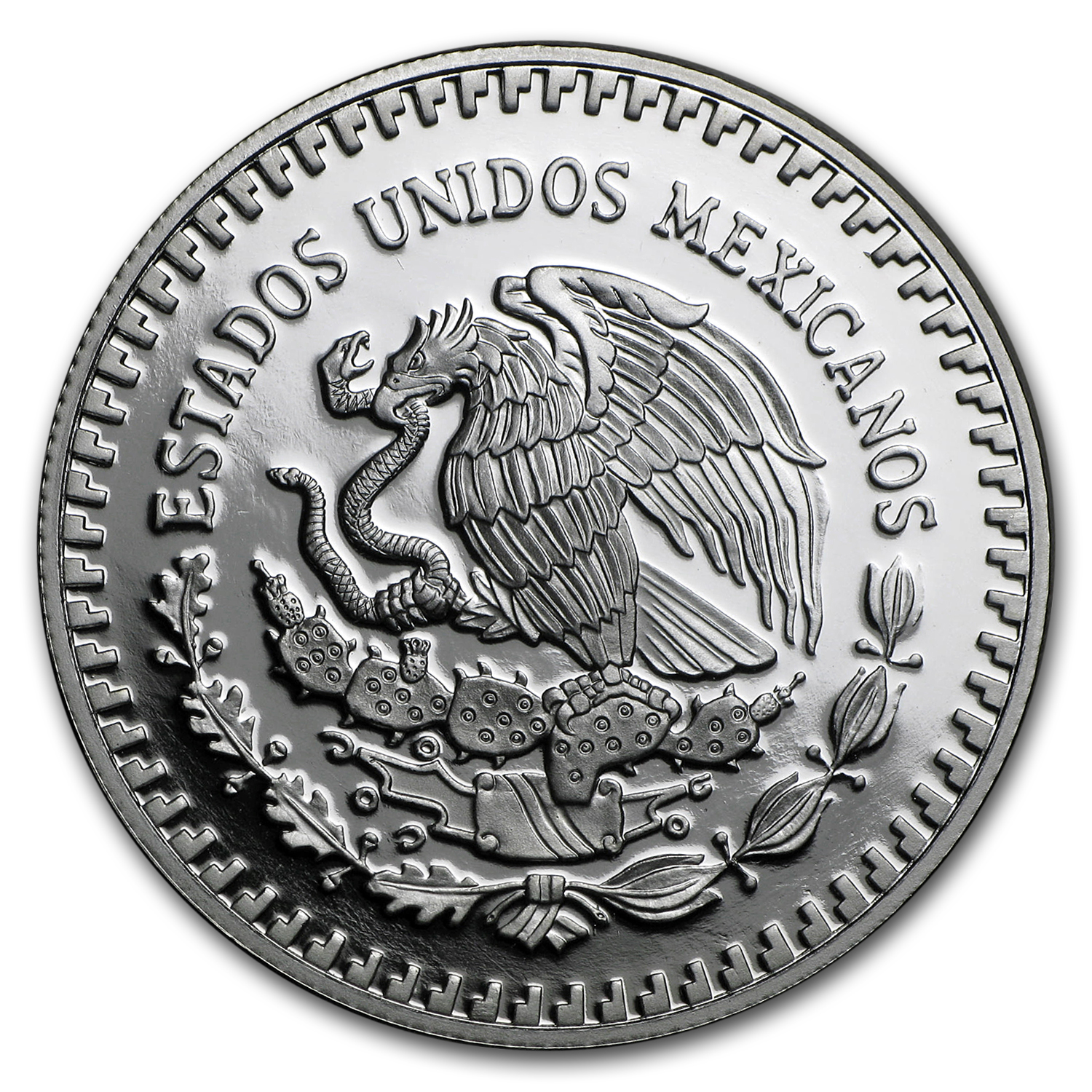 1992 Mexico 1 oz Silver Libertad Proof (In Capsule)
