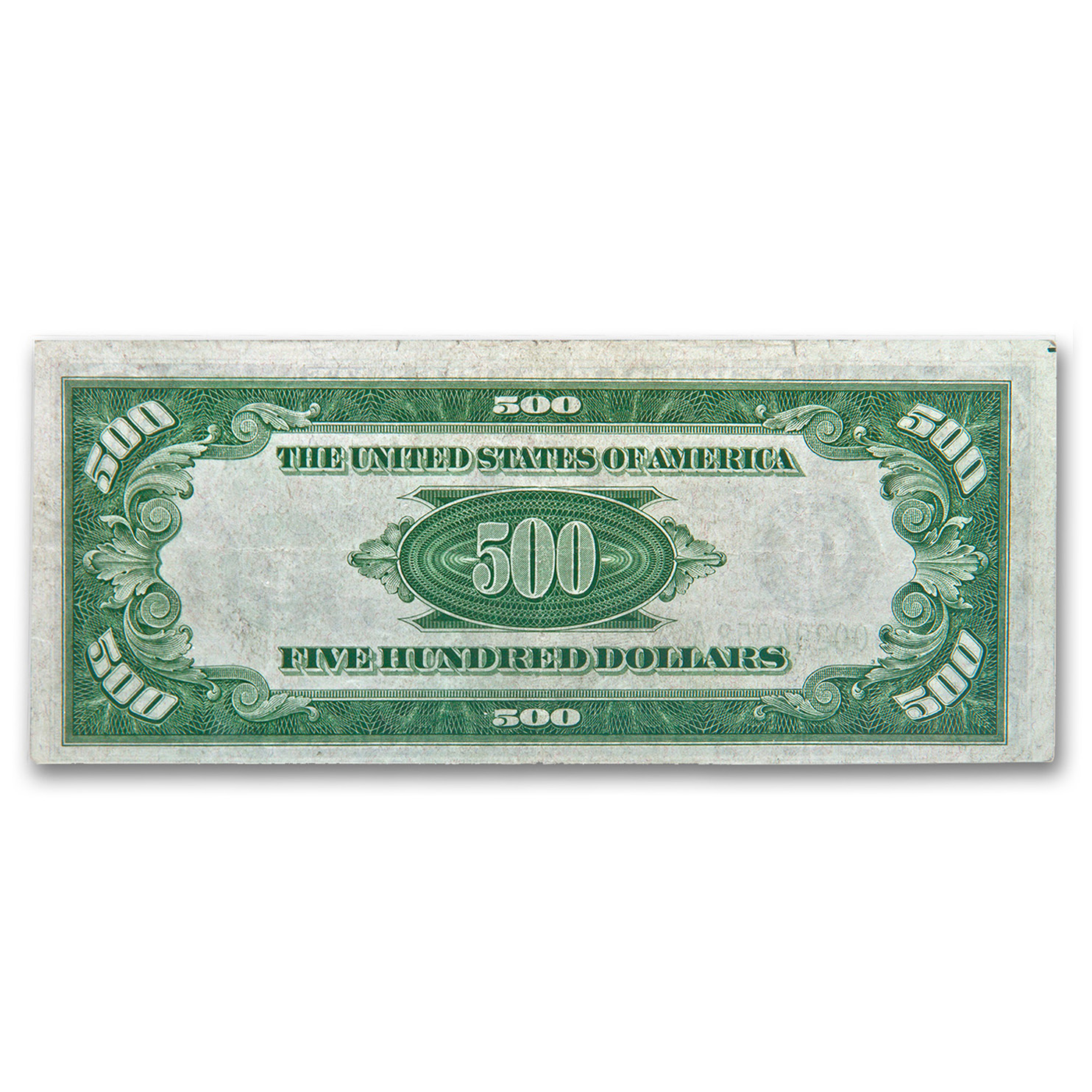 1934/34-A $500 FRN VF - (Districts of Our Choice)