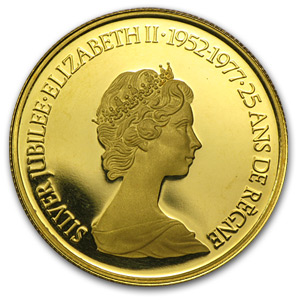 1976-1985 1/2 oz Gold Canadian $100 Proof (Impaired)